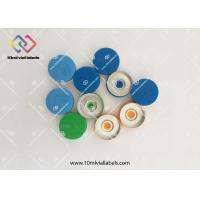 Wholesale Medical Serum Bottle Flip Off Cap Embossing Logo For Injection Vial from china suppliers