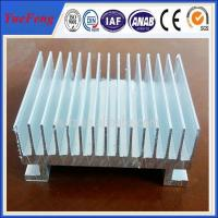 Wholesale Custom Aluminium Cooler Extrusions, aluminum profiles used in radiator from china suppliers