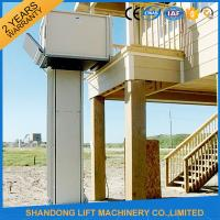 Wholesale Automatic / Stationary Wheelchair Platform Lift Aluminum Alloy With Powder Coating Material from china suppliers