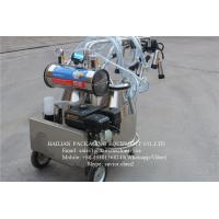Wholesale Portable Sheep Milking Machine / Goat Milking Equipment With Gasoline Engine from china suppliers