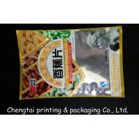 Wholesale Laminating Custom Dried Fruit Bags For Plantain Chips / Goji / Acai Packaging from china suppliers