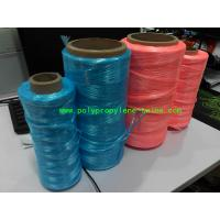 Wholesale 3000D - 5000D Denier Packing Poly Twine Rope  Untwist Fibrillated Type from china suppliers