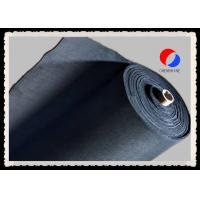 Quality Flexible Carbon Fiber Felt Low Ash Content PAN Based 6MM Thickness For Vacuum Furnace for sale