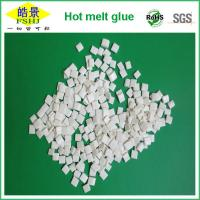 Wholesale Adhesive For Textbook / Notebook Hot Melt Edge Banding For Bookbinding EVA Granule from china suppliers