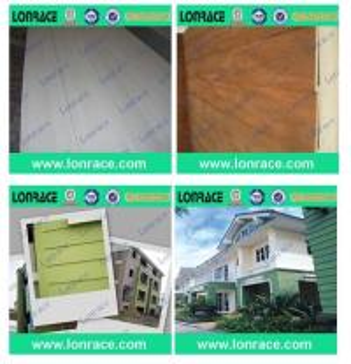 2014 High Density Fireproof Fiber Cement Board Specification