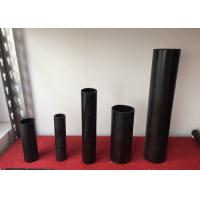Wholesale Hollow Section Structural carbon steel tube for Cutting / Bending / Drilling Hole from china suppliers