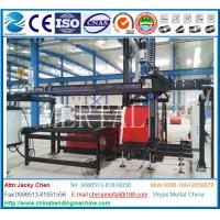 Wholesale Customized Plate Rolls Ce Approved CNC Plate Rolling Machine Mclw12xnc-10*2000 production line from china suppliers