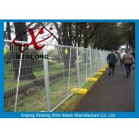 Wholesale Free Standing Temporary Fencing Panels For Building Site Simple Design from china suppliers