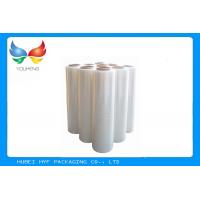 Quality High Shrinkage Plastic Shrink Film Rolls 150-1000mm Width For Bottle Label Printing for sale