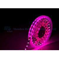 Quality High CRI Waterproof 5050 SMD 5M RGB Color Changing Led Strip Lights for sale
