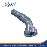 Wholesale 87943 Customized Carbon Steel 45 Degree SAE 9000 PSI Flange Fitting from china suppliers