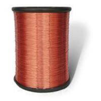 Wholesale Class 130 155 180 200 220 Enamel Coated Wire Enamelled Winding Wire UL Approved from china suppliers
