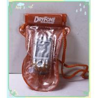 Wholesale inflatable Waterproof mobile bag , measure195*100mm from china suppliers
