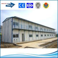Light steel structure home building construction prefabricated house