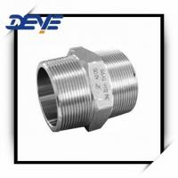 Quality High Pressure FITITNGS CL2000 THREADED NIPPLE BSP OR NPT for sale