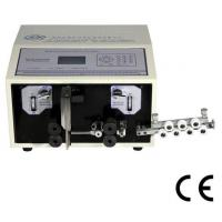 Quality Ø 7MM Automatic Wire Cutting Stripping Machine Four - Wheel Drive 200W for sale