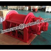 Quality factory directly offered drilling rig hydraulic winch with pull force 1-100 ton for sale