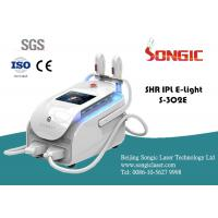 Wholesale OPT Shape Body IPL Hair Removal Machine RF Skin tightening for Beauty salon from china suppliers