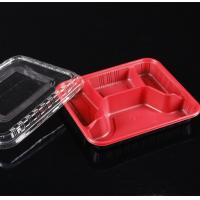 Wholesale fast food plastic packaging box containers from china suppliers