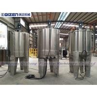 Wholesale Liquid Washing Detergent Mixing Machine , Homogenizing Chemical Blending Equipment from china suppliers