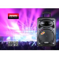 Wholesale DJ Speaker Boxes Cabinets Wireless , 10 Inch Speaker Box Enclosure from china suppliers