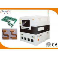 Wholesale FPC Laser Depaneling Machine with 0.02mm Cutting Precision and 10W US Laser from china suppliers