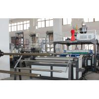 Quality Plastic Air Bubble Film Making Machine , Bubble Wrap Machine 3800kg - 6000kg for sale