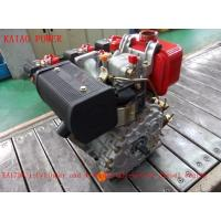 Buy cheap 0.247L Displacement Air Cooled Diesel Engine With Recoil Start / Electric Satrt System from wholesalers