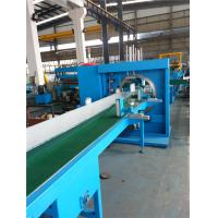 Wholesale Single Chain Ridge Cap Roll Forming Machine With Auto Stacker 12 Stations from china suppliers