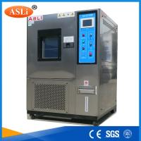 Wholesale Programmable Constant Temperature Humidity Test Chamber, Climatic Temperature Test equipment from china suppliers