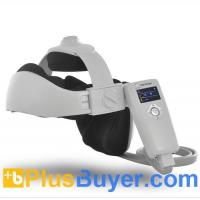 Wholesale Digital Head and Neck Massager with Speakers (Acupressure Vibration + Heat Therapy) from china suppliers