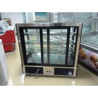 Wholesale Three - Sided Glass R134a Cake Display Freezer Eco Friendly Customize for Singapore from china suppliers