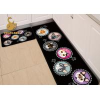 Wholesale Animal Design Washable Kitchen Rugs Anti Slip OEM / ODM Available from china suppliers