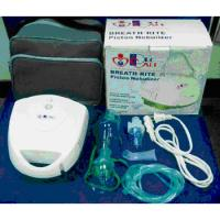 Wholesale Medical Air Type Compressor Nebulizer , Handheld Nebulizer Machine With Portable Handbag from china suppliers