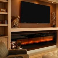 Buy cheap wall mounted fireplace series real coal flame LED back light www.knsing.com whatsapp:+8613662608511 from wholesalers