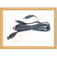 Wholesale USB to 3 Pin Tens Unit Cables Y Type Medial Tens EMS Lead Wire from china suppliers