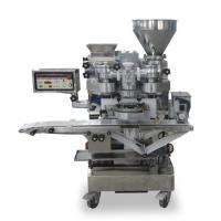 Wholesale Ginger Bread Encrusting Machines Dry or Wet Filling Professional from china suppliers
