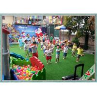 Wholesale ISO / SGS Qualified Artificial Grass For Children Friendly Playground Turf from china suppliers