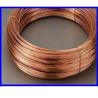 Wholesale Silver Cadmium Oxide Contacts Electrical Copper Wire For Connector Wire from china suppliers