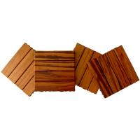 Wholesale Tigerwood outdoor flooring from china suppliers