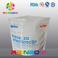 Wholesale Stand Up Plastic Aseptic Microwave Pouches Food Grade Packaging With Zipper from china suppliers