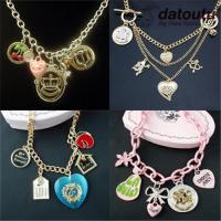 Wholesale Juicy Couture Jewelry-Necklaces-Bracelets-Costume Jewelry-AAA Quality Level from china suppliers