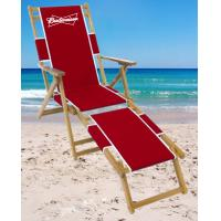 Wholesale China LFurniture Wooden Beach Lying Bed / Lounge-2 from china suppliers