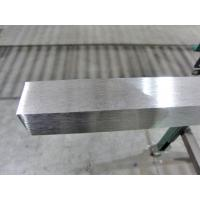 Wholesale Construction 410 316L 316 430 Hair line Finish Straight Stainless Steel Square Bars from china suppliers