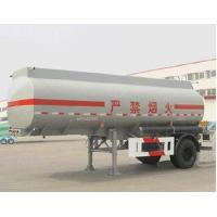 Wholesale 13000L-1 Axles-Aluminum Tanker Semi-Trailer for methyl alcohol from china suppliers