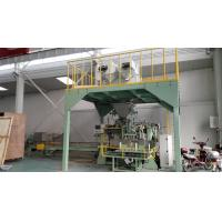 Wholesale Gravel / Feed Bagger Fully Auto Bagging Machines With Pneumatic Driven from china suppliers
