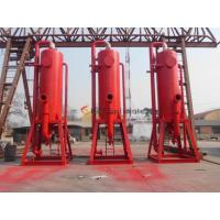 Wholesale Easy operating High quality Capacity 200-280 CBM/ h Mud gas separator use for drilling well from china suppliers