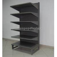 Wholesale Metal Retail Gondola Shelving Freestanding Department Store Display Racks 6-Layer from china suppliers