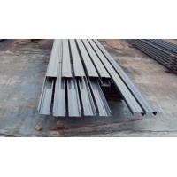 Wholesale Electro Zinc Plated SS304 Q345B Stainless Steel C Purlin 12 Microns Thick from china suppliers