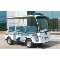 Wholesale Battery Powered 8 Seater Electric Car , Police Electric Security Patrol Vehicles from china suppliers